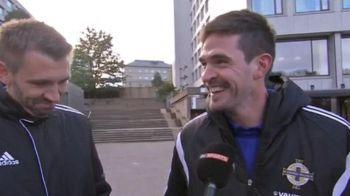 """Cu cine vrei sa pici la Euro 2016?"" Replica INCREDIBILA a acestui jucator din Grupa Romaniei! Ce a putut sa raspunda. VIDEO"