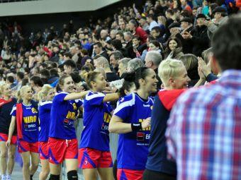 """""""Noi nu vrem doar calificari, ci medalii"""". Handbalistele Romaniei se pregatesc pentru Mondialul din Danemarca; Patricia Vizitiu: """"Nu ne temem de nimeni"""""""