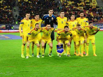 DOI romani, in echipa ideala a preliminariilor pentru EURO 2016, alaturi de Bale, Lewandowski si Thomas Muller! FOTO