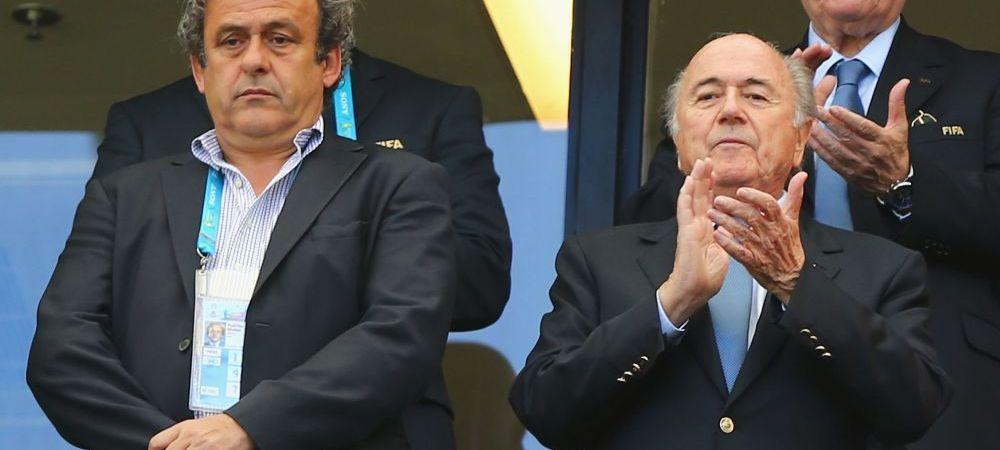 Platini, salvat de Comitetul Executiv al UEFA. Francezul ramane in functie, dar federatiile europene sunt impartite