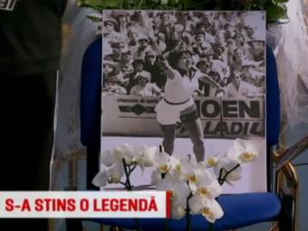 Lumea tenisului si-a luat ramas bun de la Florenta Mihai. Fosta mare jucatoare a fost inmormantata, Irina Begu si Ruxandra Dragomir au fost prezente