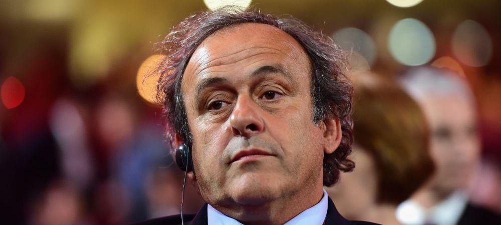 """Lovitura pentru Platini: Comitetul Executiv al UEFA l-a salvat, dar federatiile incep sa isi retraga sprijinul. Cine l-a """"tradat"""""""