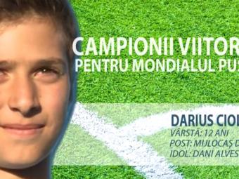 Constelatia celor 12   Sapte zile pana la debutul celui mai mare turneu international dedicat juniorilor, Romania isi cunoaste viitoarele STELE