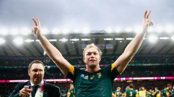 Africa de Sud s-a calificat in semifinalele Cupei Mondiale de rugby, dupa 23-19 cu Tara Galilor