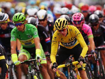 Doua contratimpuri si patru etape cu final in catarare | Turul Frantei 2016 promite sa fie cea mai tare cursa a ultimilor ani. Cum va arata traseul de peste 3.500 km