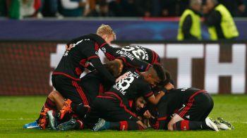 8 goluri geniale in meciul sezonului in UCL, Leverkusen 4-4 Roma! BATE 0-2 Barca, Dinamo Kiev 0-0 Chelsea   VEZI TOATE REZUMATELE