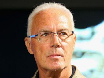 Inca un CUTREMUR IN FOTBAL! Presedintele Federatiei Spaniole de Fotbal si Franz Beckenbauer vor fi anchetati de FIFA