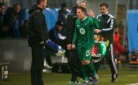 Scene IREALE in Europa League: Commons de la Celtic a innebunit dupa ce a fost inlocuit. Ce reactie a avut