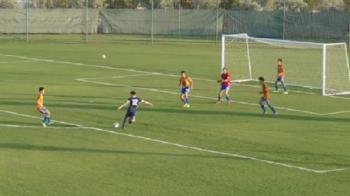 Gol senzational marcat de acest pusti intr-un meci ANONIM. Cum a tras din aceasta pozitie