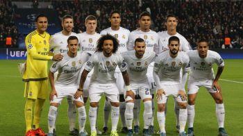 Real Madrid, cel mai valoros club de fotbal din lume, insa al patrulea din sportul mondial. TOPUL Forbes, dominat de americani