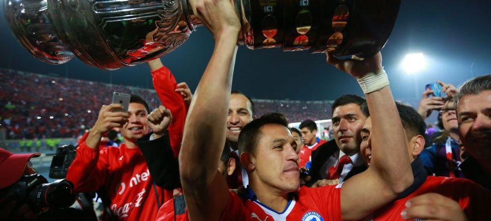Copa America, de doua ori in doi ani. Turneul care aniverseaza 100 de ani de existenta se va desfasura in Statele Unite, in 2016