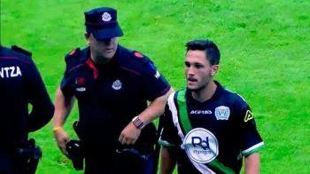 Florin Andone a marcat din nou pentru Cordoba, dar a avut parte de un meci incredibil. Ce s-a intamplat pe finalul partidei cu Alaves
