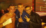 Victorie prin TKO pentru Flavius Biea. Romanul a facut spectacol sub privirile lui Lucian Bute si JoJo Dan