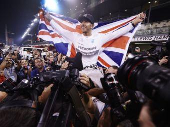 Hamilton a devenit CAMPION MONDIAL pentru a treia oara! Britanicul s-a impus in SUA dupa ce l-a facut pe colegul sau sa greseasca!