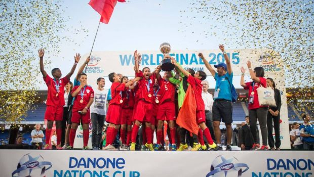 Maroc, marea castigatoare a Cupei Natiunilor Danone, pe teren propriu. Romania s-a clasat pe locul 22. Toate rezultatele
