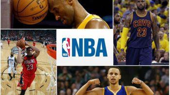 Gata de lupta: NBA reincepe AZI! 10 intrebari care vor defini noul sezon: De la LeBron, la Kobe, via noul superstar, Anthony Davis