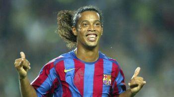 """""""El este urmasul meu la Barcelona!"""" Ronaldinho a anuntat cine va fi urmatorul SUPERSTAR de pe Camp Nou"""