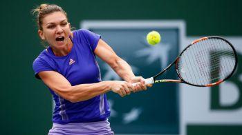Scenariile bizare ale calificarii in semifinale: Simona Halep se poate califica daca pierde cu Radwanska,dar poate fi OUT cu o victorie