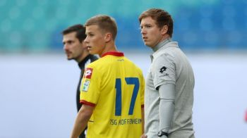 INEDIT: cel mai tanar antrenor din istoria Bundesligii poate debuta la doar 28 de ani, insa trebuie sa-si ia intai licenta. Echipa care a numit 2 antrenori intr-o zi