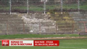 VIDEO   Cerere uriasa de bilete inaintea meciului de Cupa: 30 de mii de baimareni au vrut sa vada Steaua. Stadionul arata sa dupa bombardament