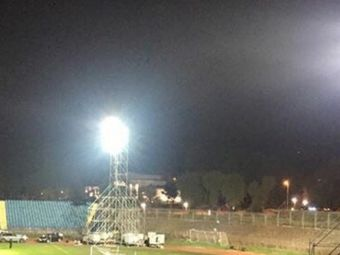 Superimagini de la Baia Mare! Cum arata nocturna adusa special pentru meciul istoric cu Steaua din Cupa, joi, 20:30, la Sport.ro