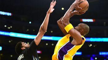 Victorie pentru Flip! La 4 zile de la decesul antrenorului, Minnesota a castigat la debut! Kobe Bryant, record INCREDIBIL in NBA