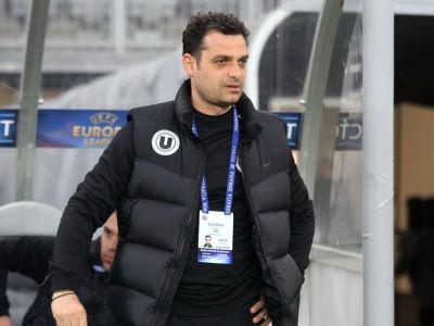 U Cluj are un nou antrenor: Mihai Teja s-a intors la echipa si a condus deja primul antrenament!