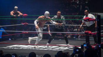 """Hamilton, asa cum nu l-ai mai vazut niciodata! A urcat in ringul de wrestling si l-a facut """"praf"""" pe mexicanul Mistico! VIDEO"""