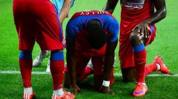 "Steaua obtine o calificare dramatica, dupa ce a inscris doar de la 11 metri in fata unei echipe de Liga a II-a. Cojocaru: ""S-a vazut taria noastra de caracter"""