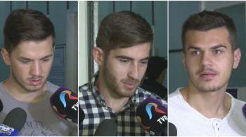 Trei crai de la rasarit | Steaua a rezolvat transferurile lui Chitosca, Popadiuc si Stefanescu, fotbalistii au facut vizita medicala in aceasta dimineata. Primele declaratii