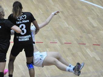 Infrangere la limita pentru Baia Mare in Liga Campionilor: 20-22 cu Rostov