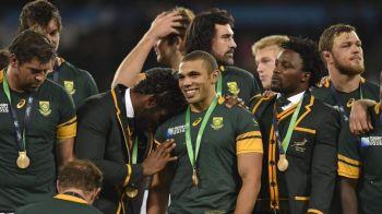 Africa de Sud a luat bronzul la Mondialul de rugby dupa 24-13 cu Argentina! La 18 e marea finala, Noua Zeelanda - Australia