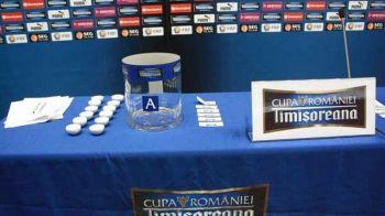 Acestea sunt URNELE pentru sferturile Cupei Romaniei, Steaua poate sa pice cu Dinamo! Tragerea la sorti e joi la ora 11:00