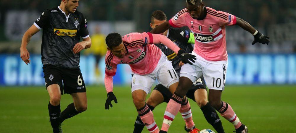 REZUMATELE Uefa Champions League: Sahtior, victorie cu 4-0, Pogba a facut faza serii, Rooney i-a adus victoria lui United! Vezi aici toate golurile