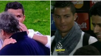 S-a dat Ronaldo de gol? Reactii neasteptate ale portughezului dupa victoria cu PSG: s-a repezit sa discute cu Blanc, iar mai apoi cu seicul Al-Khelaifi