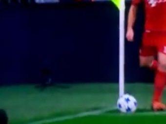 Faza serii in Champions League! Xabi Alonso a vrut sa bata un corner, dar ce a iesit i-a facut pe toti sa rada! Cum s-a terminat totul. VIDEO