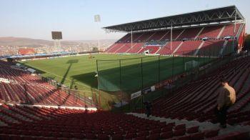 EXCLUSIV | Acasa in deplasare. Cand se pun in vanzare biletele pentru meciul Stelei cu Botosani, disputat la Cluj