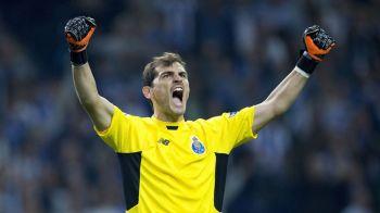 """Aruncat de Real, devenit erou la Porto. Cum a facut """"San Iker"""" singura echipa neinvinsa a Europei din FC Porto, in timp ce Realul pierdea cu Sevilla"""