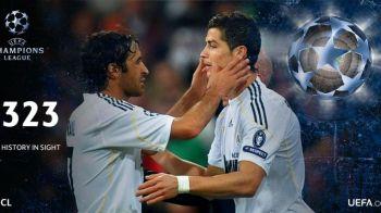 Momentul pe care Ronaldo l-a asteptat O VIATA: si-a lansat documentarul la Londra! Ferguson si Mourinho au fost alaturi de el