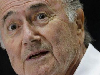 Scandalul FIFA l-a bagat in spital pe Blatter! Seful suspendat al fotbalului s-a internat dupa ce a CEDAT nervos