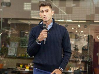 In primavara era presedinte in Liga I, acum s-a lasat de fotbal pentru o meserie surpriza: Vlad Munteanu e noul impresar al lui Horia Tecau