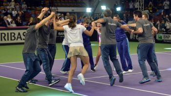 Cat costa cel mai ieftin bilet la Romania - Cehia, in Grupa Mondiala Fed Cup! Astazi s-au pus in vanzare