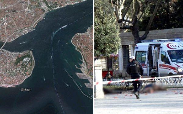 ULTIMA ORA.Cine se afla printre turistii morti in atentatul din Istanbul. Anuntul a fost facut de autoritati