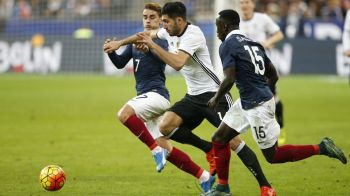 """Sora lui Antoine Griezmann era in clubul groazei din Paris, in timp ce el juca pe Stade de France impotriva Germaniei: """"A scapat, multumesc lui Dumnezeu"""""""