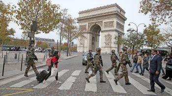 Italia, prima tara care anunta masuri speciale dupa atentatele teroriste din Paris! Ce se intampla inainte de Italia - Romania de marti
