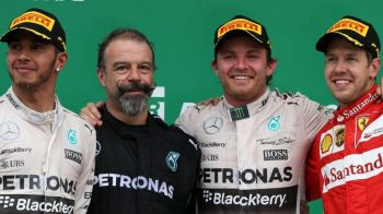 Nico Rosberg s-a impus in Brazilia! Lewis Hamilton a terminat pe 2. Cum arata clasamentul mondial inaintea ultimei etape