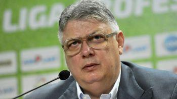 Se muta Dinamo - Steaua in ultima clipa? Mesajul transmis de Gino Iorgulescu despre criza avizelor ISU