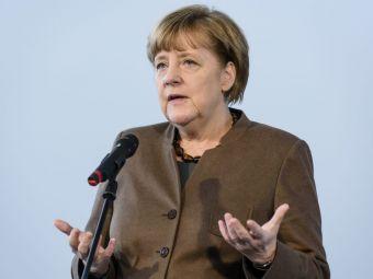 Primele declaratii oficiale date de Merkel dupa incidentul de la Hanovra. Autoritatile germane refuza sa prezinte mai multe detalii