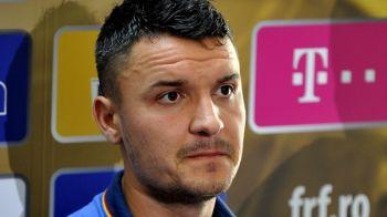"""Cum raspunde Budescu dupa ce Dinu a spus ca """"s-a dus in Italia pentru paste si coltunasi"""". Golgheterul Astrei l-a taxat si el pe fostul antrenor"""