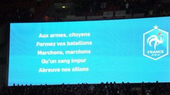 "Imnul Frantei va fi cantat tot weekendul in Anglia: ""La Marseillaise"" va rasuna pe toate stadioanele din Premier League"